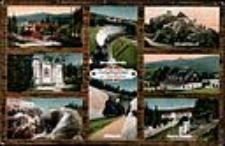 Góry Izerskie w obrazkach - Szklarska Poręba [Dokument ikonograficzny]