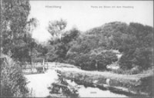 Jelenia Góra - fragment nad Bobrem za Wzgórzem Krzywoustego [Dokument ikonograficzny]