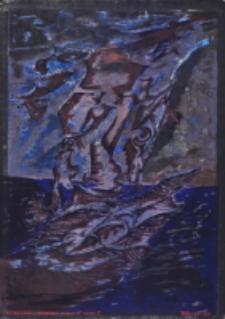 Kompozycja morska [Dokument ikonograficzny]