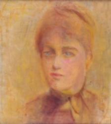 Portret pani Krystyny [Dokument ikonograficzny]
