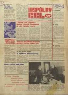 """Wspólny cel : gazeta samorządu robotniczego """"Celwiskozy"""", 1978, nr 15 (714)"""