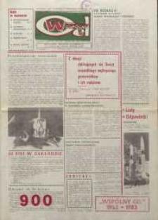 """Wspólny cel : gazeta załogi ZWCH """"Chemitex-Celwiskoza"""", 1983, nr 35 (900)"""