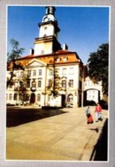 Jelenia Góra - Ratusz [Dokument ikonograficzny]