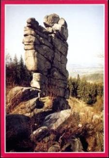 Starościńskie Skały - fragment Skalnego Miasteczka [Dokument ikonograficzny]
