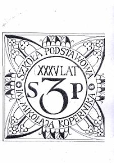 Szkoła Podstawowa nr 3 im. Mikołaja Kopernika : 35 lat
