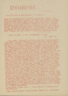 """Dywanik : pismo członków NSZZ """"Solidarność"""" w Kowarach, 1983, nr 4"""