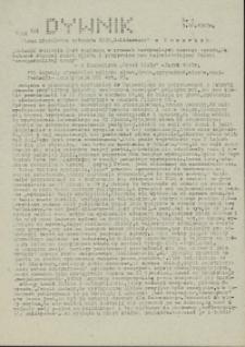 """Dywanik : pismo niezależne członków NSZZ """"Solidarność"""" w Kowarach, 1983, nr 9"""