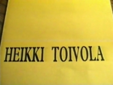 Heikki Toivola [Film]