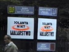 Jolanta Nikt. Malarstwo [Film]