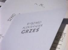 Ryszard Aleksander Grześ. Malarstwo [Film]