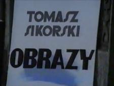 Tomasz Sikorski. Obrazy [Film]