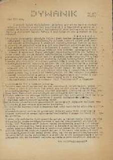 """Dywanik : pismo niezależne członków NSZZ """"Solidarność"""" w Kowarach, 1984, nr 4 (17)"""