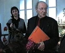 Hanns Herpich. Ruchome rzeźby tekstylne [Film]