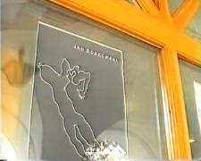 Jan Dobkowski. Wystawa malarstwa i rysunku [Film]