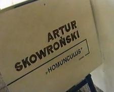 """Artur Skowroński """"Homunculus"""" [Film]"""