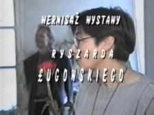 Wernisaż wystawy Ryszarda Ługowskiego. Dwa projekty: Memoriam, Exitus [Film]