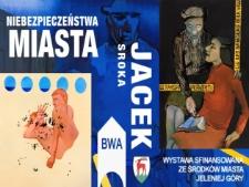 Jacek Sroka. Niebezpieczeństwa miasta [Film]