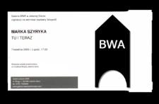 Marek Szyryk Tu i teraz [Film]