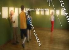 Elżbieta Suchcicka - Kontekst sytuacyjny ; Joanna Kowalczyk - Krótkie historie ; Justyna Adamczyk - Malarstwo [Film]