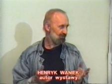 Henryk Waniek - Obiekty malarstwo [Film]