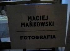 Maciej Mańkowski. Fotografia [Film]
