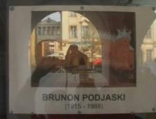 Brunon Podjaski. Malarstwo [Film]