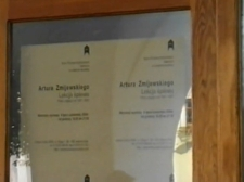 Artur Żmijewski. Lekcja śpiewu. Filmy i zdjęcia z lat 1997-2003 [Film]
