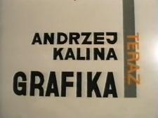 Andrzej Kalina. Grafika [Film]