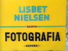 """Lisbet Nielsen. """"Before"""" - fotografia [Film]"""