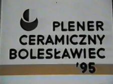 Plener Ceramiczny Bolesławiec '95 [Film]