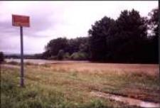 Jelenia Góra - Sobieszów - suchy zbiornik przeciw powodziowy [Dokument ikonograficzny]