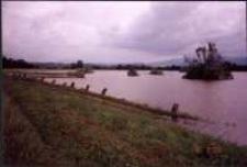 Jelenia Góra - Sobieszów - zalany suchy zbiornik [Dokument ikonograficzny]