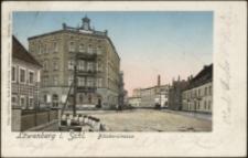 Löwenberg i. Schl. Blücherstrasse [Dokument ikonograficzny]