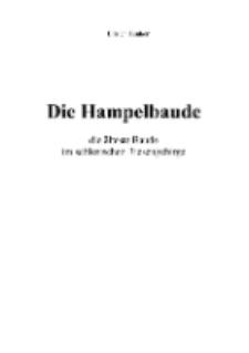 Die Hampelbaude die älteste Baudeim schlesischen Riesengebirge [Dokument elektroniczny]