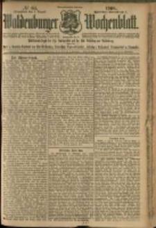 Waldenburger Wochenblatt, Jg. 54, 1908, nr 64