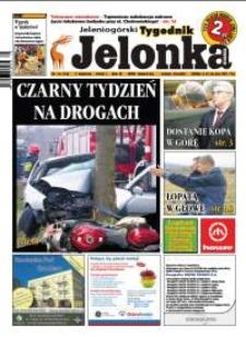 Jelonka.com : jeleniogórski tygodnik, R. III, 2008, 14 (78) [Dokument elektroniczny]