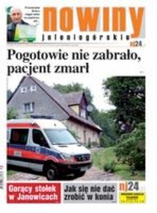 Nowiny Jeleniogórskie : tygodnik społeczny, R.57!, 2015, nr 30 (2927) [Dokument elektroniczny]