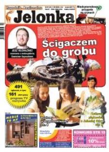 Jelonka.com : jeleniogórski tygodnik, R. III, 2008, 27 (91) [Dokument elektroniczny]