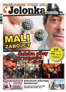 Jelonka.com : jeleniogórski tygodnik, R. III, 2008, 31 (95) [Dokument elektroniczny]