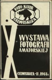 X Wystawa Fotografii Amatorskiej
