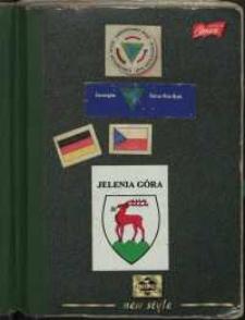 Dziennik podróży. Cz. 1, Euroregion Nysa 2000