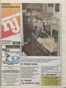 Nowiny Jeleniogórskie : tygodnik społeczny, R. 37, 1995, nr 9 (1816)