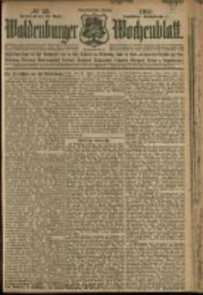 Waldenburger Wochenblatt, Jg. 56, 1910, nr 35