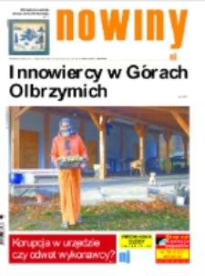 Nowiny Jeleniogórskie : tygodnik społeczny, R.57!, 2015, nr 46 (2943) [Dokument elektroniczny]