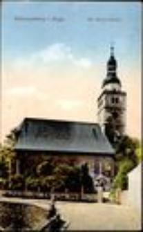 Kowary - kościół parafialny pw. Najświętszej Marii Panny [Dokument ikonograficzny]