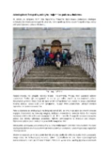 Jeleniogórscy fotograficy odkrywali tajemnice pałacu w Bukowcu [Dokument elektroniczny]