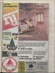 Nowiny Jeleniogórskie : tygodnik społeczny, R. 38!, 1995, nr 46 (1953!)