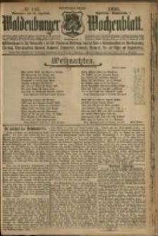 Waldenburger Wochenblatt, Jg. 56, 1910, nr 103