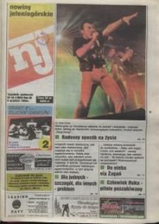 Nowiny Jeleniogórskie : tygodnik społeczny, R. 38!, 1995, nr 49 (1956!)