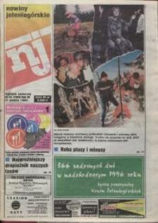 Nowiny Jeleniogórskie : tygodnik społeczny, R. 38!, 1995, nr 52 (1959!)